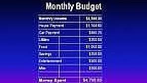 how to make a budget how to make free printable monthly budget worksheets pocket sense