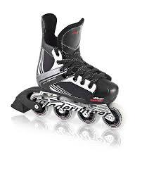 Hockey Roller Blades Size Chart Rollerblade Bladerunner Dynamo Jr Size Adjustable Hockey Inline Skate Black And Red Inline Skates