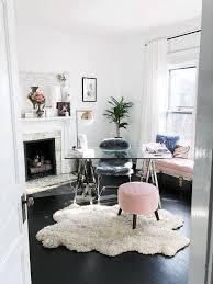 office decor inspiration. Feminine Home Office Decor Inspiration   The Of Graphic Designer And Fashion Illustrator, Candace I