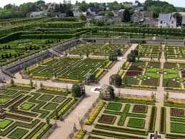 The Victorian Kitchen Garden Garden Of Love At Chacteau De Villandry Most Romantic Gardens In
