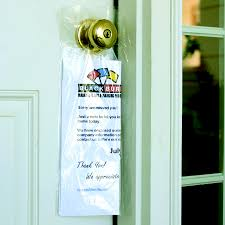 Door Hanger Bags | Blackburn Mfg.