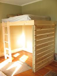 Building A Loft Bed Loft Beds Could Have Used This A Few Months Ago Home Ideas