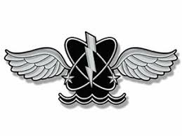 Details About 3x5 Inch Navy Aviation Rating Aw Naval Aircrewman Shaped Sticker Naval Logo