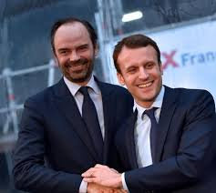 Bildergebnis für Premierminister Edouard Philippe