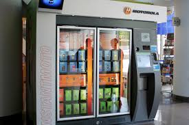 Phone Vending Machine Delectable Mobile Phone Vending Machine Activend Vending Solutions And Services