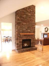 fireplace refacing kits stone thin stone