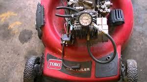 repair a toro personal pace lawn mower 1