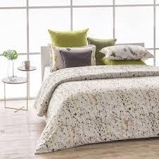 citronelle wrinkle resistant reversible print 100 organic cotton multi color king duvet cover set
