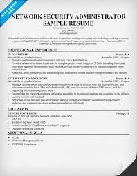 58 Fantastic It System Administrator Resume Sample Template Free