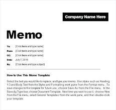 Writing Memo Samples Example Memo Template Wsopfreechips Co