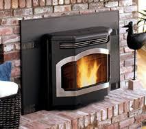Best Pellet Fireplace Inserts  Discount Pellet Inserts At UFS Pellet Stove Fireplace Insert