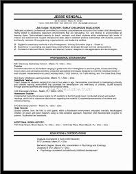 Professional Resume Template Free Updated And Professional Resume