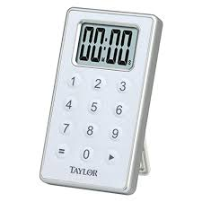 taylor digital timer classic key a thermometer with probe taylor digital timer kitchen clip