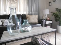 west elm glass coffee table west elm box frame coffee table glass