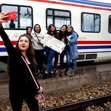 Dogu Ekspres von Ankara nach Kars: Der Partyzug - DER SPIEGEL