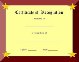 certificate of recognition templates softball certificate templates free professional and high quality