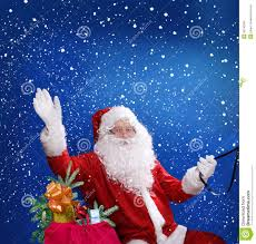 Santa Claus Stock Image Image Of Merry Person Older
