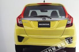 new car launches may 2014New Honda Jazz with diesel engine to launch in 2014 photos leaked