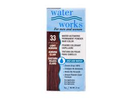 Water Works Water Activated Permanent Powder Hair Color 33