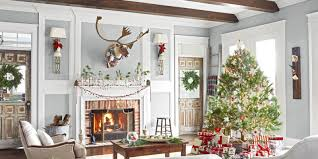 Decoration And Interior Design 26 Best Christmas Home Tours Houses Decorated For Christmas