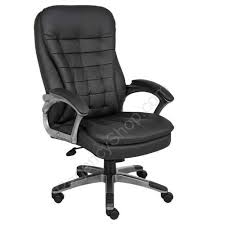 modern executive office chairs. Modren Executive Lovely Modern Executive Chair Boss High Back With Pillow  Top Pewter In Office Chairs L