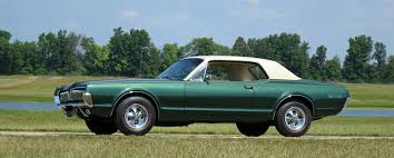 Quickly go from a vin to a value by entering a chassis number into hagerty's patented classic car vin decoder. 1968 Mercury Cougar Values Hagerty Valuation Tool