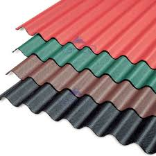 corrugated bitumen roofing sheet sheds barns garage roofs pick your colour