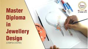 Jewellery Designing Stationery Master Diploma In Jewellery Designing Campus