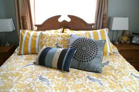 blue and yellow duvet covers sweetgalas