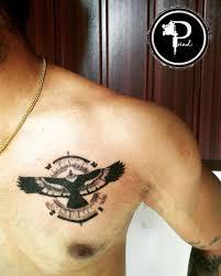 Prinz Charlz Nelzen Tattoo At Captainjacksparroww Instagram Profile