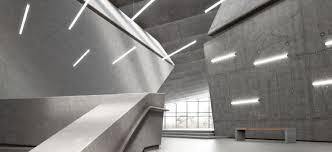 Linear lighting for creative design BEGA