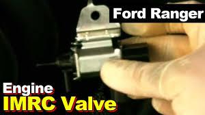 2003 ford ranger imrc intake manifold runner control valve