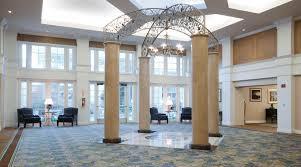 santa clara biltmore hotel suites luxury accomodations expansive lobby