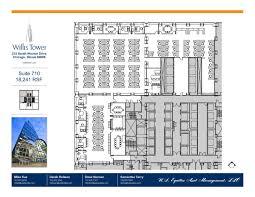 WIL86008630591jpgWillis Tower Floor Plan
