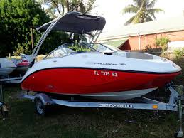 2011 seadoo challenger 180 jetboat 215 supercharged 6 8 2011 seadoo challenger 180 jetboat 215 supercharged 6 8 passenger wakeboard tower bimini top super charged closed loop 4stroke motor