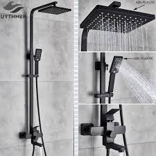 uythner bathroom faucet matte black