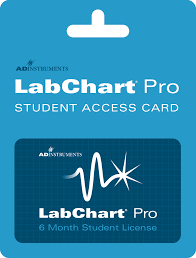 Lab Chart Labchart Pro Student License Adinstruments