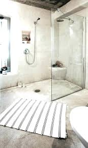 how to tile a shower floor on concrete concrete shower floor concrete installing shower pan drain