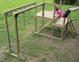 Playground Equipment Parts Build Your Own DIY Playground Great stand alone  item w/the rings for Danni - no paranoid mama about crashes!