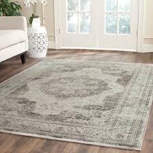 grey safavieh power loomed vintage area rugs vtg158