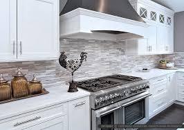 excellent modest white kitchen backsplash white modern subway marble mosaic backsplash tile