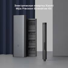 <b>Отвертка Xiaomi Mijia Wiha</b> Electric 24 in1 MJDDLSD003QW ...