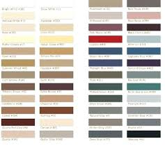 Lowes Grout Chart Lowes Grout Color Chart Appapk Online