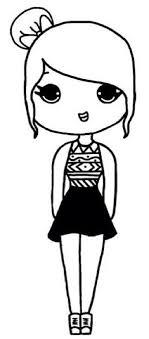 Girl Drawing Easy Pin Stephanie Knowles Keenan On Art Pinterest