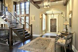 rug with stairs classic foyer area rugs arched foyer entry to home with stairs and large area rug staircase carpet treads