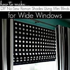 Roman Blind Diy Diy Curtains Easy Roman Blinds Using Venetian Blinds And Fabric