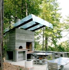 An outdoor kitchen i actually like lundberg cabin lundberg design