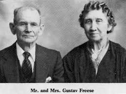 Biography - Gustav Freese,
