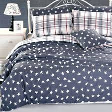star bedding sets stripe star print bedding cotton twin full queen king boy single star wars star bedding sets