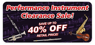 Image result for band instrument sale